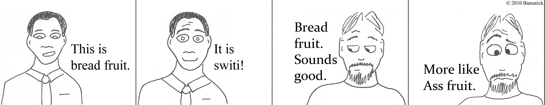 Ass Fruit