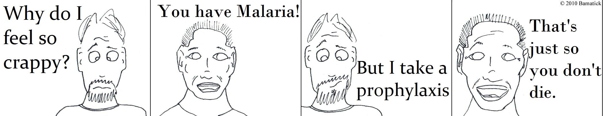 Malaria Madness
